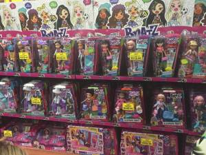 Bratz launch 9