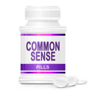 Common Sense pills