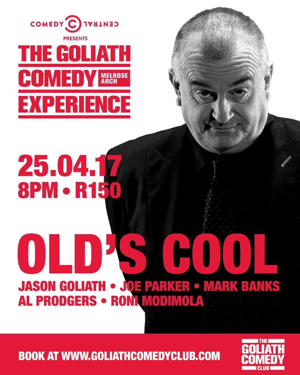 Goliath Comedy Experience 2