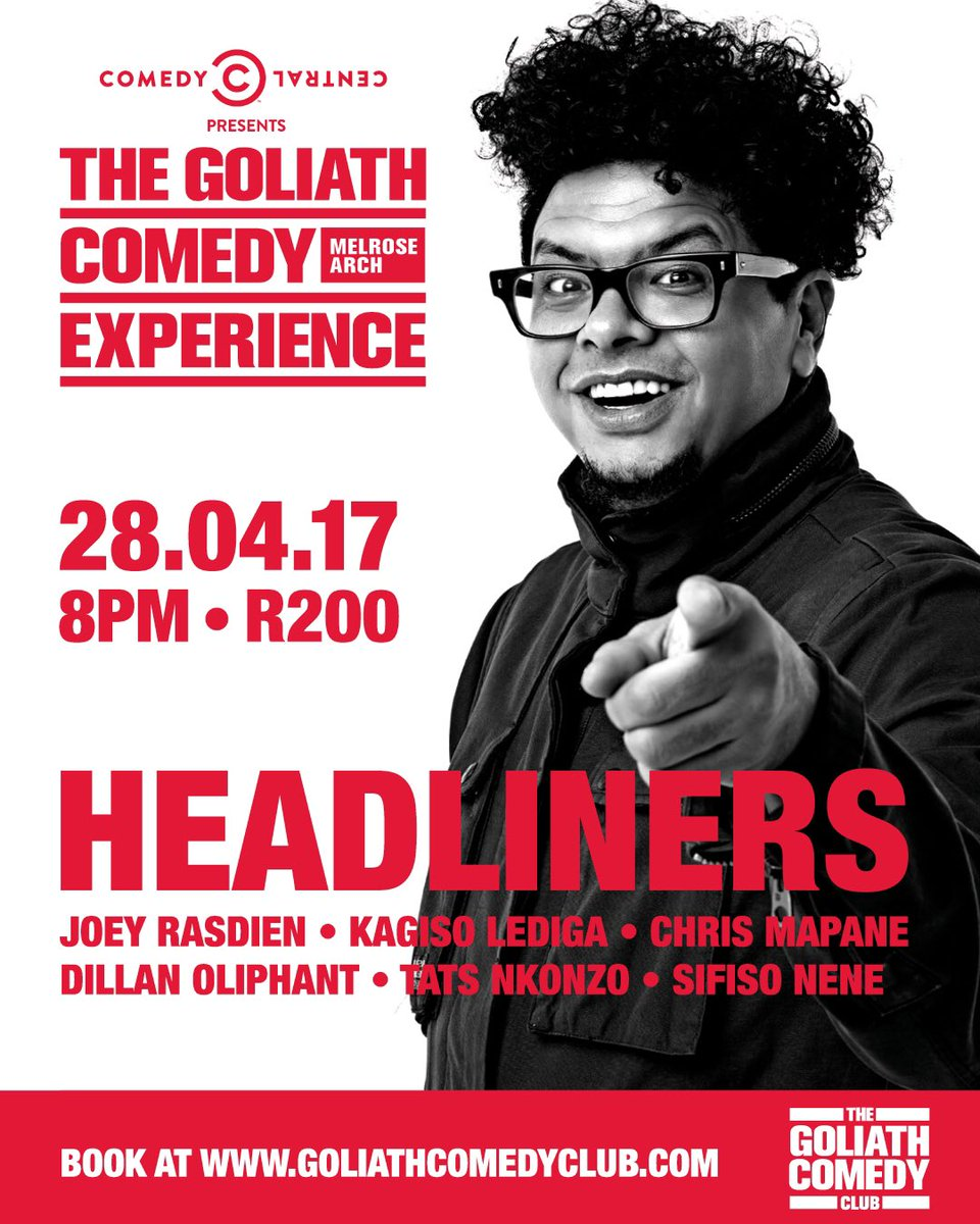 Goliath Comedy Experience 3