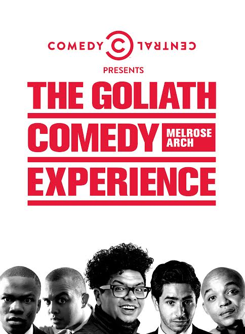Goliath Comedy Experience