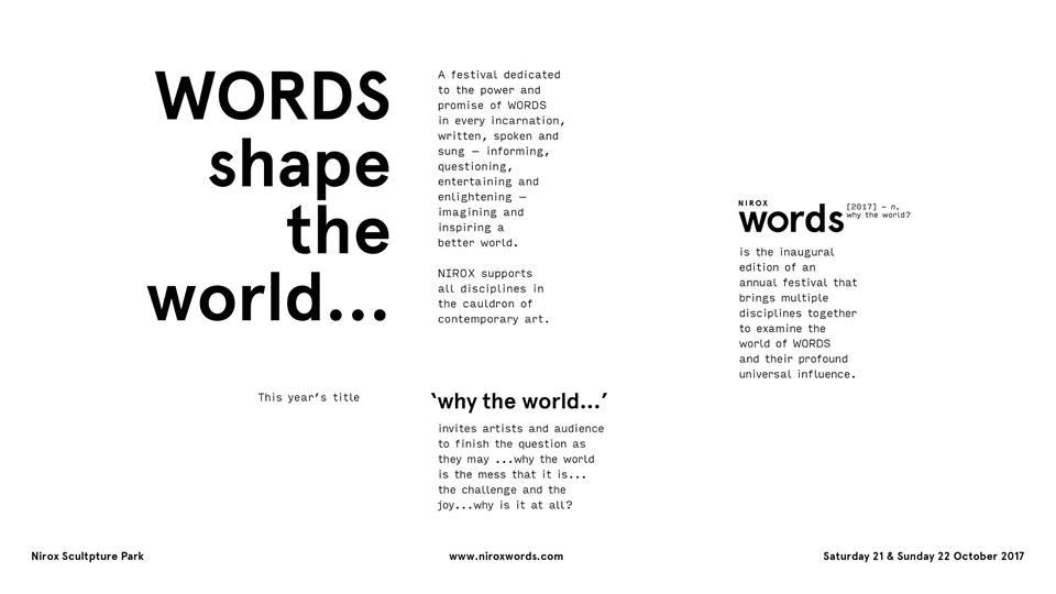 NIROX WORDS 1