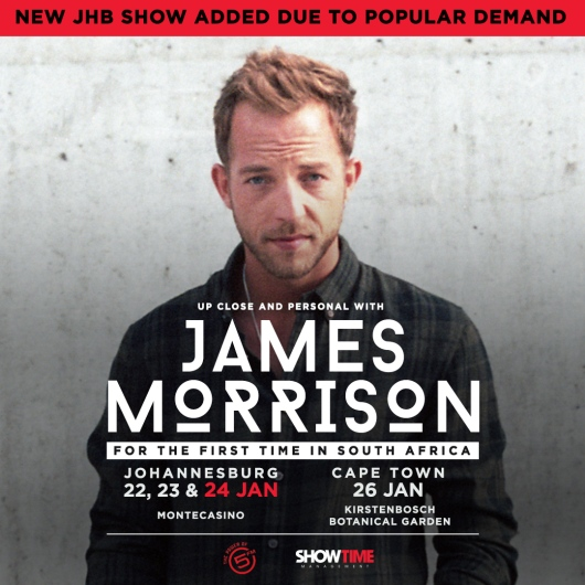 #jamesmorrisonsa_national_update