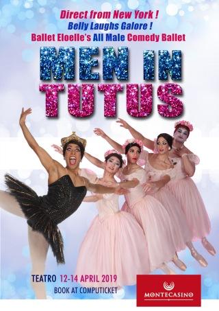 Men In Tutus - Poster 1