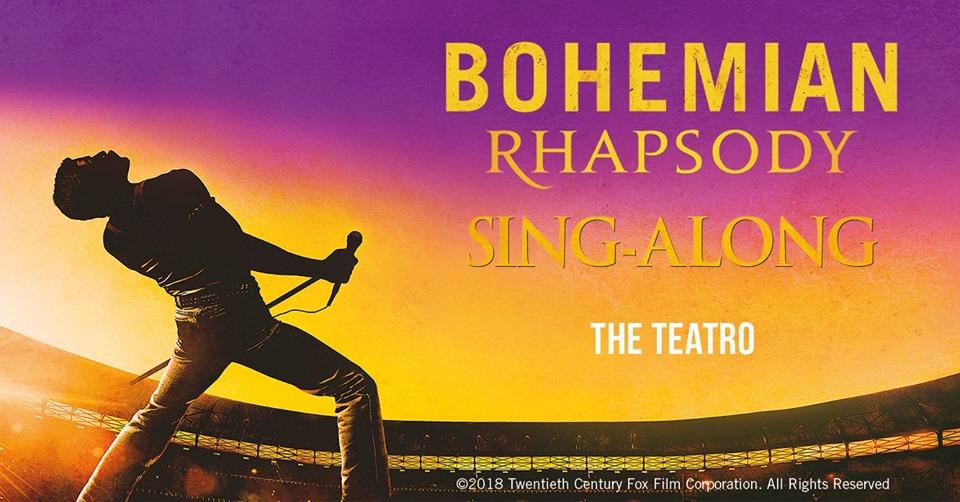 Bohemian Rhapsody Singalong