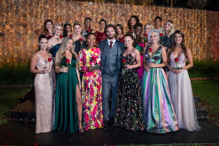The 18 ladies who received Roses with Marc