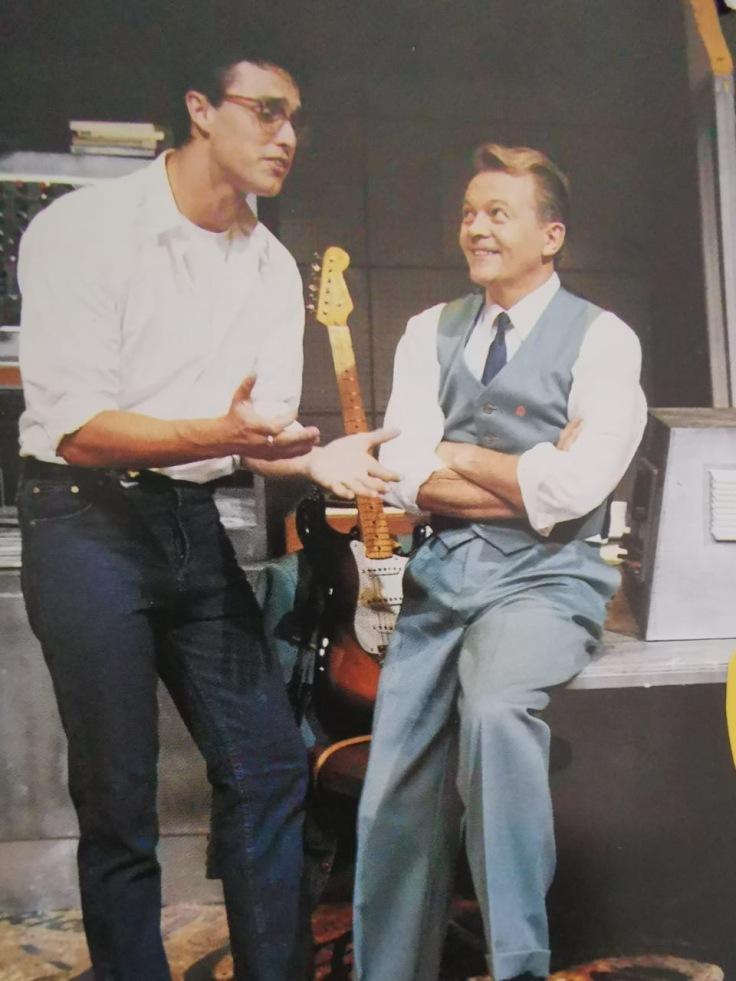Craig Urbani & Paul Ditchfield - Buddy - The Buddy Holly Story Original SA cast - 1993